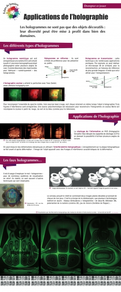 6-04-20150502 - Applications de l'holographie